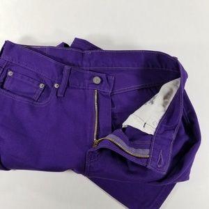 Levi's Jeans - Levis 541 32x30 Purple Jeans